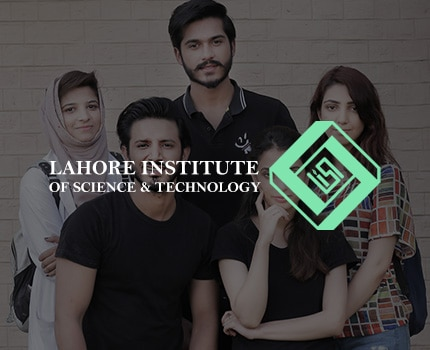 promotional video for Lahore Institute of Science & Technology