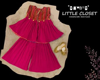 Little Closet Website Designed by Forte Digital Logic