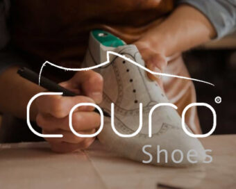 Couro Shoes - Website Design - Forte Digital Logic 1