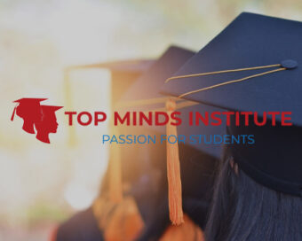 Topminds Institute Website Design by Forte Digital Logic